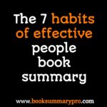 the 7 habits of effective people